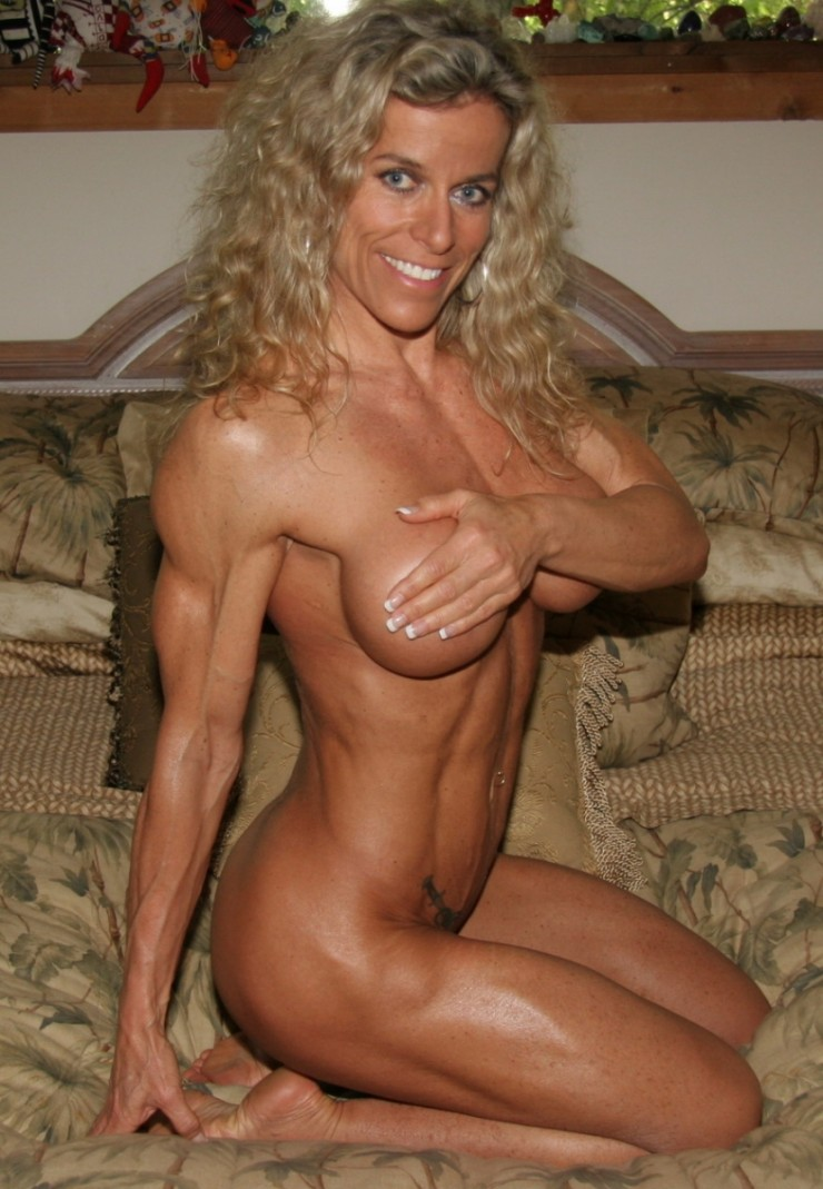 Fitness Nude Gallery