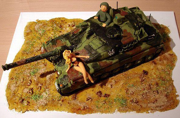 Тортики (100 фото)