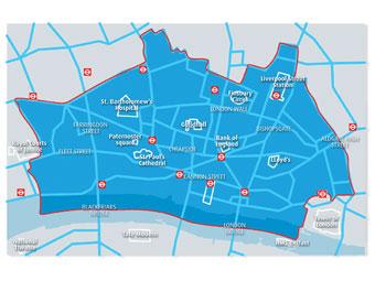 Центр Лондона подключили к WiFi