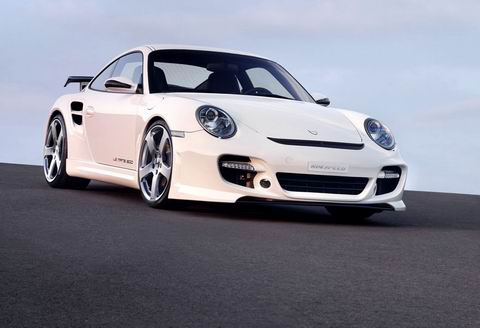 Rinspeed Porsche Turbo Le Mans — 600 коней в точку (10 фото)