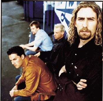 Nickelback-Saving Me