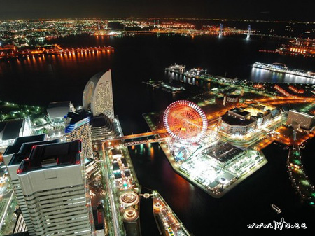 Ночная Япония (20 фото)