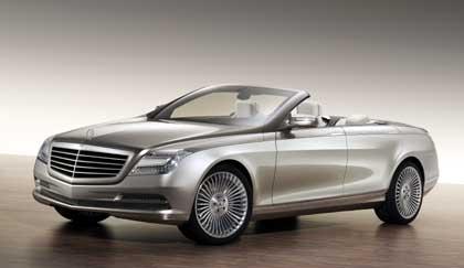Mercedes Ocean Drive Concept (8 фото)