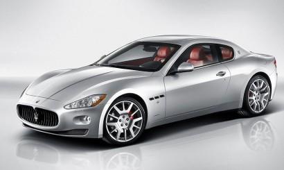 Новый Maserati GranTurismo появится в России в сентябре 2007 года