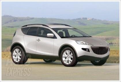 Mazda покажет модель СХ-5