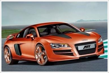 Audi R8 стала мощнее