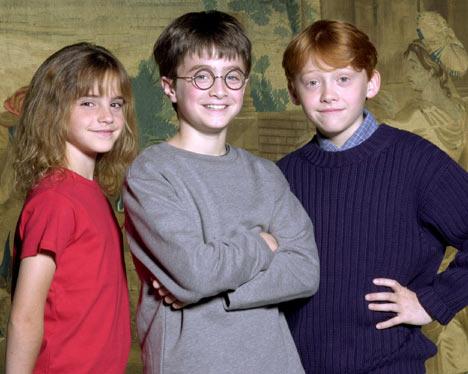 Гари Поттер и его банда. Какими были и какими стали