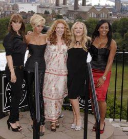 Виктория Бекхэм придумала диету для Spice Girls