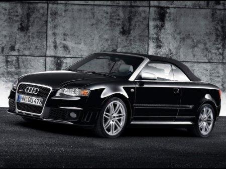 Новый кабриолет от Audi. RS4 Cabrio (9 фотографий)