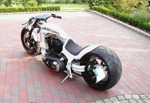 Drag Мотоцикл