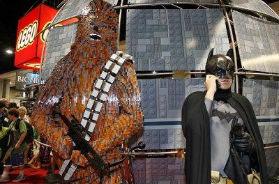 Фестиваль Comic Con 2007 (15 фото)