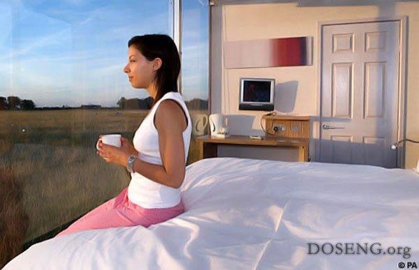 Первый в мире мобильный отель (3 фото)