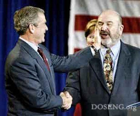 Привычка Буша (12 фото)