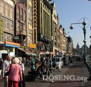 Амстердам - самый многонациональный город мира