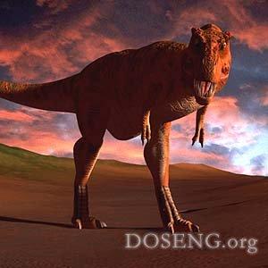 Динозавры бегали быстрее футболистов