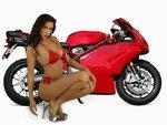 45 причин того, почему мотоцикл лучше женщины