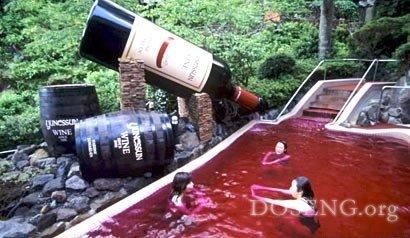 Алкогольные бассейны - мечта любого русского
