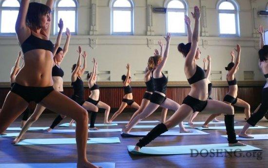 фото эротическая гимнастика