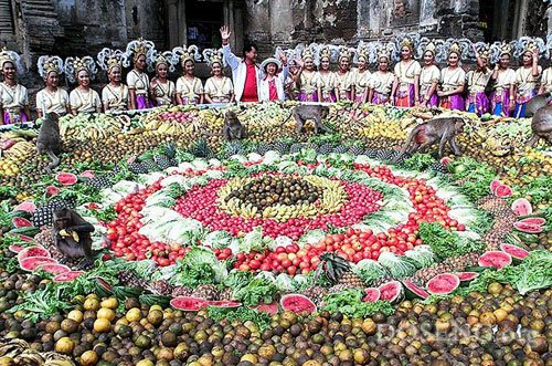 Во, люди гуляют! :)) Различные праздники в мире.