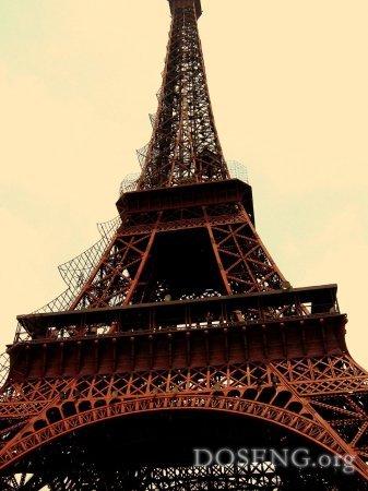 Китайцы подделали Эйфелеву башню (13 фото)