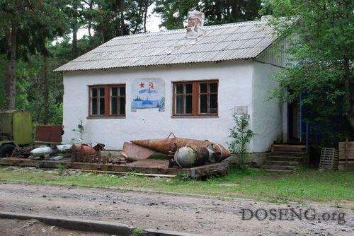 В деревне Юшково нашли авиационную бомбу