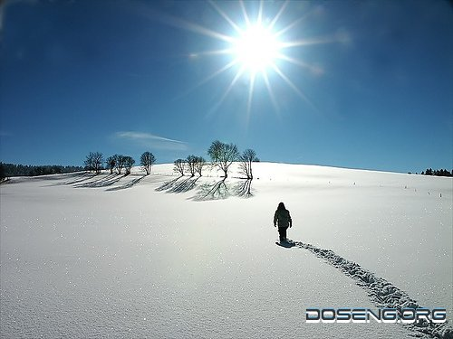 Зима с каждым днем все ближе (16 фото)