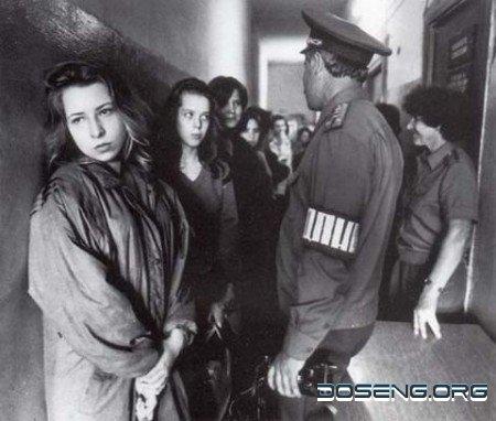 принудительный осмотр в тюрьме