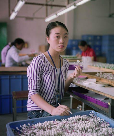 Фабрика игрушек в Китае (20 Фото)