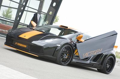 Lamborghini Gallardo Victory (5 фото)