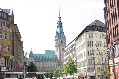 фоторепортаж из Гамбурга