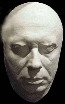 Жизнь после смерти: посмертные маски великих