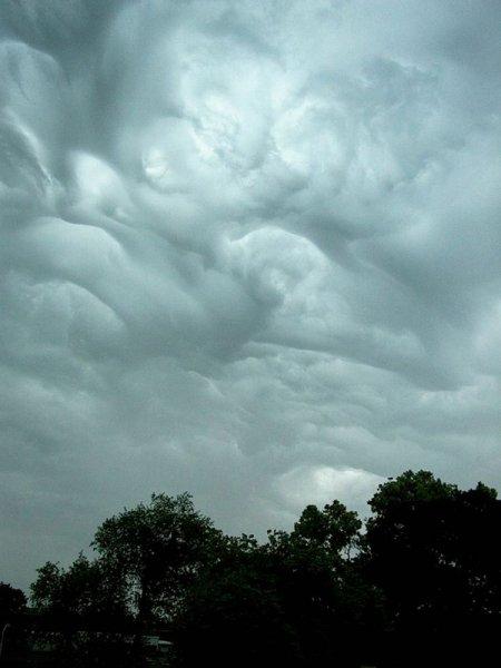 Необычные облака (10 фото)