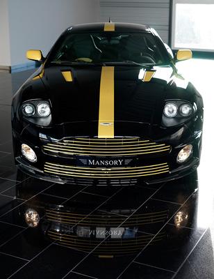 Mansory Aston Martin Vanquish S (4 фото)