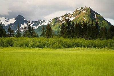 Альпы - горный рай