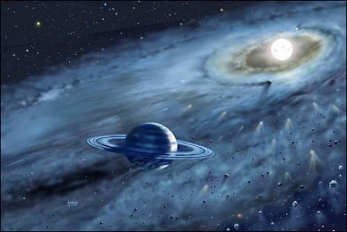 Что будет в открытом космосе с