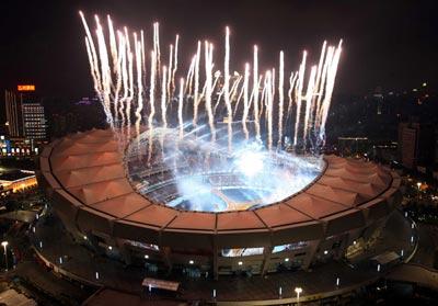 В Шанхае стартовали Специальные Олимпийские игры-2007
