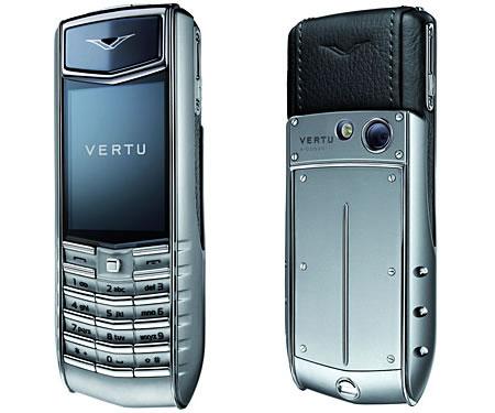 Серия мобильных телефонов VERTU ASCENT пополнилась пуленепробиваемой новинк ...