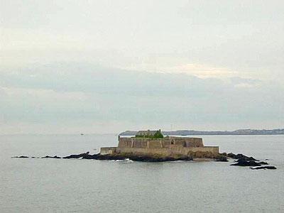 Пиратский порт Сен-Мало