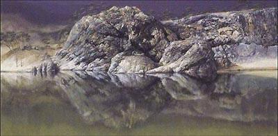Великаны, спящие в озере Бирманиан