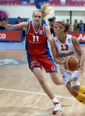 Российский баскетбол самый лучший