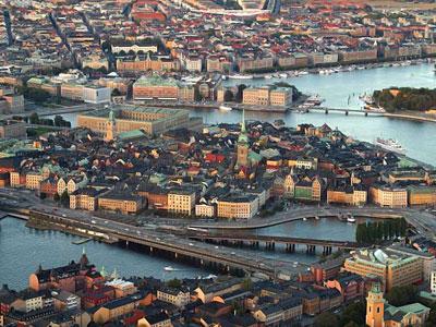 Великолепная Швеция