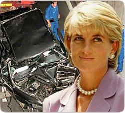 Автомобиль-убийца принцессы Дианы уйдет с молотка за $2 млн