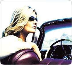 Названы самые женские автомобили 2007 года