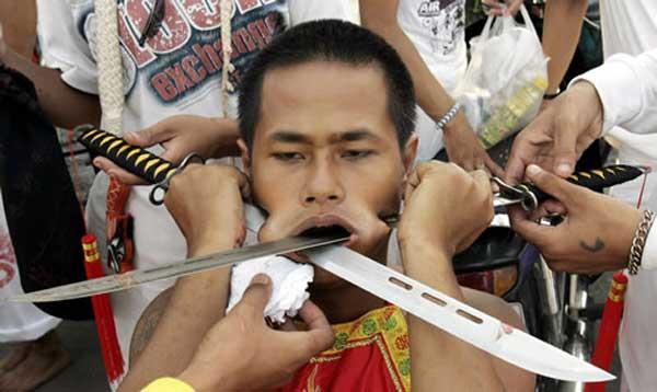 Тайландская Жесть!