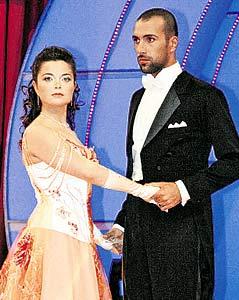 Наташа Королева снялась в сериале «Держи меня крепче»