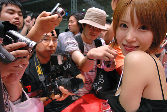 Sex Show в Японии (16 фото)