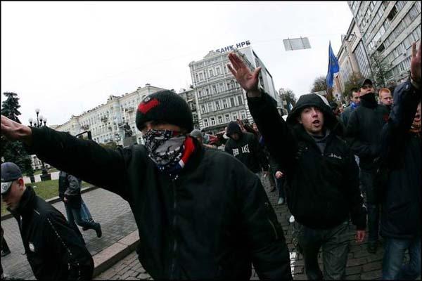 Нашумевший марш в Киеве (29 фото)