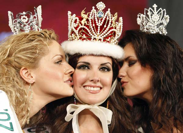Победительница конкурса Miss international 2007 (9 фото)