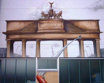 Граффити берлинских улиц (25 фото)