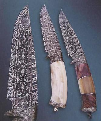 Фоторепортаж: ножи